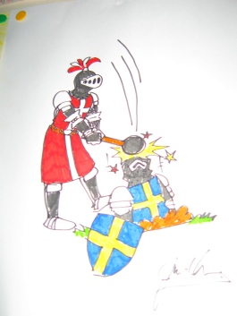 Image result for Denmark–Sweden relations